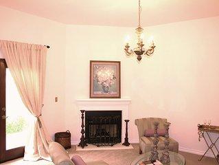 La Casa di Pasadena-- Impressionist Art Lover's Dream