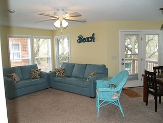 Comfy condo has everything you need for your upcoming vacation!  Check us out!