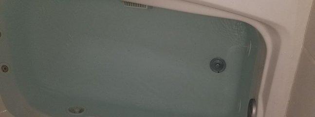 8 chorros en la bañera de hidromasaje