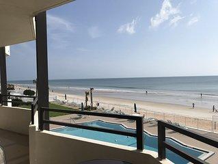 Daytona Beach front Condo