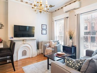 ASTONISHING 1 BEDROOM PARLOR, WELL APPOINTED, -SOUTH END BOSTON -BEST LOCATION
