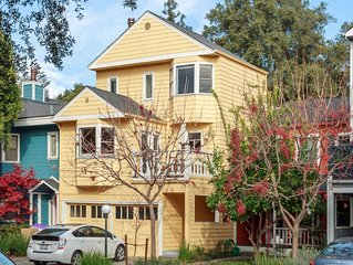 Prime Location Downtown Palo Alto with Parking!