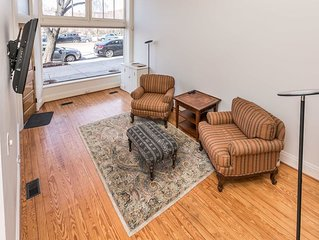 Charming 2BR 1.5BA Apartment in Mount Vernon - 2MR2
