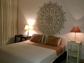 Romantic Ocean Condo in Punta Pacifica residential aria, cozy and comfortable