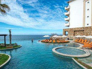 Christmas in Cabo 2019! Luxurious 2 BR PRESIDENTIAL Grand Solmar Land's End