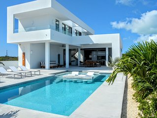 New Villa, 500 ft from Long Bay Beach - Much more than a villa, see why