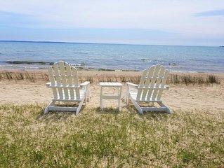 The Beach Hutch a premium Lake Michigan Beach House