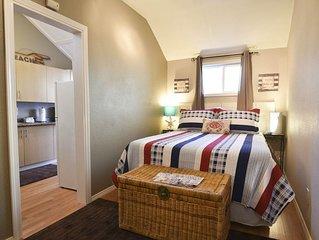 Cottage Americana - Quiet, Clean & Cozy - near Redwoods & Beaches