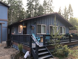 Clean quiet beautiful and comfortable retreat near the lake and Puget Sound