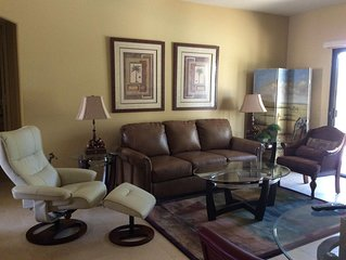 Two Master Suite Condo at Desert Princess Resort
