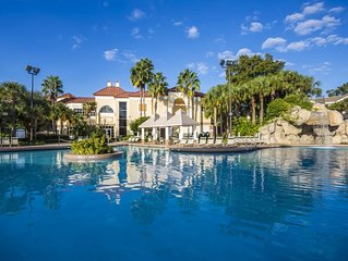 Sheraton Vistana Resort 2 BR Orlando, FL for Spring Break Week