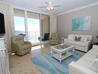 Indigo East 804- Beach Front View with Luxurious Interior and Amenities!