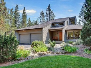 3 Cultus Lane: 4 BR / 3 BA home in Sunriver, Sleeps 8