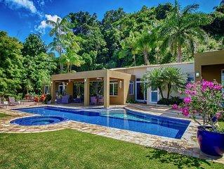 Casa Oasis, Ocean Views, Pool, Close to the Beach!