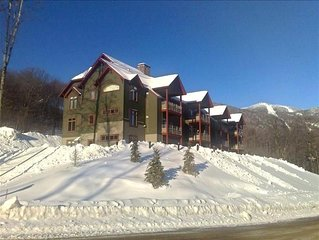 Large Luxury 3BR/3BA ski-on/off next to Sunrise Center - Bear Mountain area
