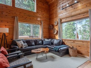 New listing–You Can Ski/Bike in/out- hot tub-WiFi-view-  access to trails !!