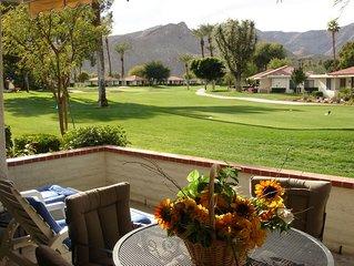 Sunrise Country Club-Golf:Tennis , Mountains,Rancho Mirage Ca