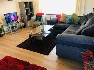 Cosy and bright house next to Harry potter studio and near London