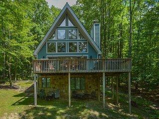 Bearadise: Lake Access Home with Large Yard