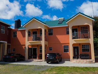 The Jean's Condos, ,Sapphire Estate, Laborie , St.Lucia .  A HOME AWAY FROM HOME