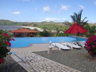 ANNSRENTAL Luxury Beachfront  - Stunning Views - Private Pool -  Steps