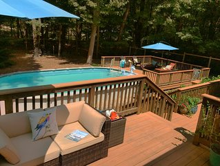 Sawyer Getaway- Perfect for Groups or Families!
