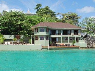 Sea Star Villa - Port Antonio - Jamaica - Sea Side Villa