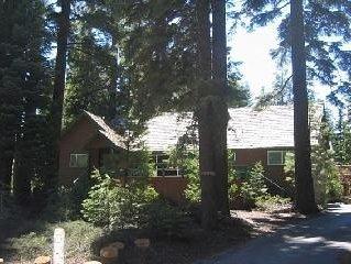 Old Tahoe Charm in Homewood