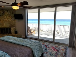 Amazing Views directly on Gulf - Renovated 2 Bedroom Condo Starboard Village