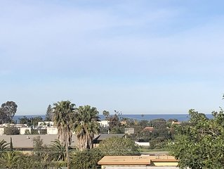 Beautiful Ocean View 3 Bedroom in Encinitas!