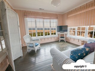 OCEAN VIEW: MCCORMICK MANSION:  Seaside Vacation Homes, Inc Managed