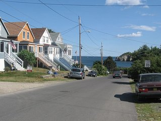 Peaks Island Cottage with beautiful view of Whitehead passage