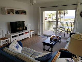 Summerhouse 436, Ocean View, 2 Bedroom, 2 1/2 Bath, WIFI, 4 heated pools