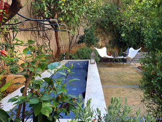 The Secret Garden - your own private sanctuary