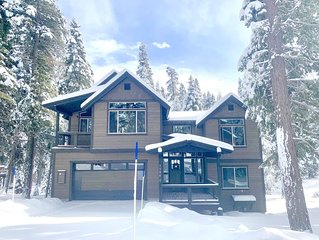 "Lake Tahoe Spectacular New Home - ""Rivendell - home away from home"""