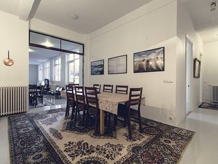 'Artist' apartment in downtown Reykjavik