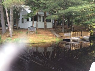 Shady Point Cottage,