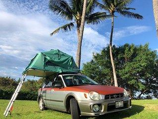 'Maui' camping car SUBARU IMPREZA 4WD
