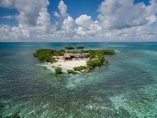 The Most Private Island Resort in the World - You will never see another guest