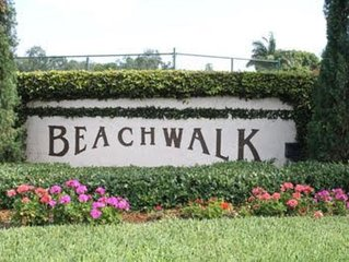 New Listing! Beautifully remodeled BEACHWALK CONDO! Walk to Vanderbilt Beach