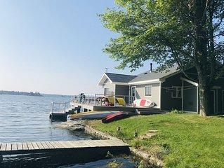 A Fine Thousand Island Cottage