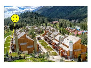 Ski in/out condo at Horsethief Lodge, Panorama Mtn Village