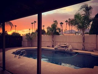 The Oasis in the Palms