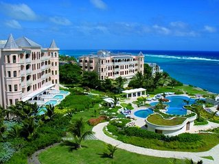 Luxurious and Historical Crane Resort of Barbados, 1 bedroom suite. Best Rates!
