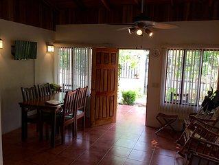 Casa Pitaya - house in quiet neighborhood, near beaches