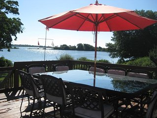 Waterfront Cottage With Beautiful Views!  Bring Your Kayak!