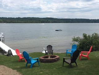 Kayaks and Paddleboards, Wifi and Central A/C