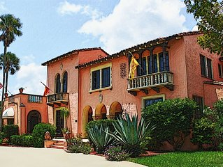 The Historic Villa Bed and Breakfast of Daytona Beach