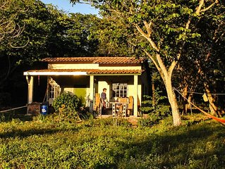 Finca 'La Siguanaba', a small get away in the country side!