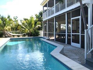 FLORIDA KEYS PARADISE! HEATED SWIMMING POOL